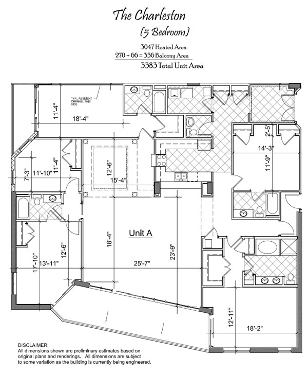 North Beach Towers Floor Plans North Beach Towers In